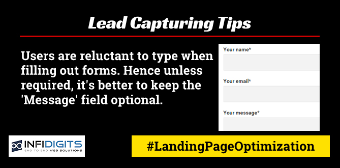 Lead capturing tips
